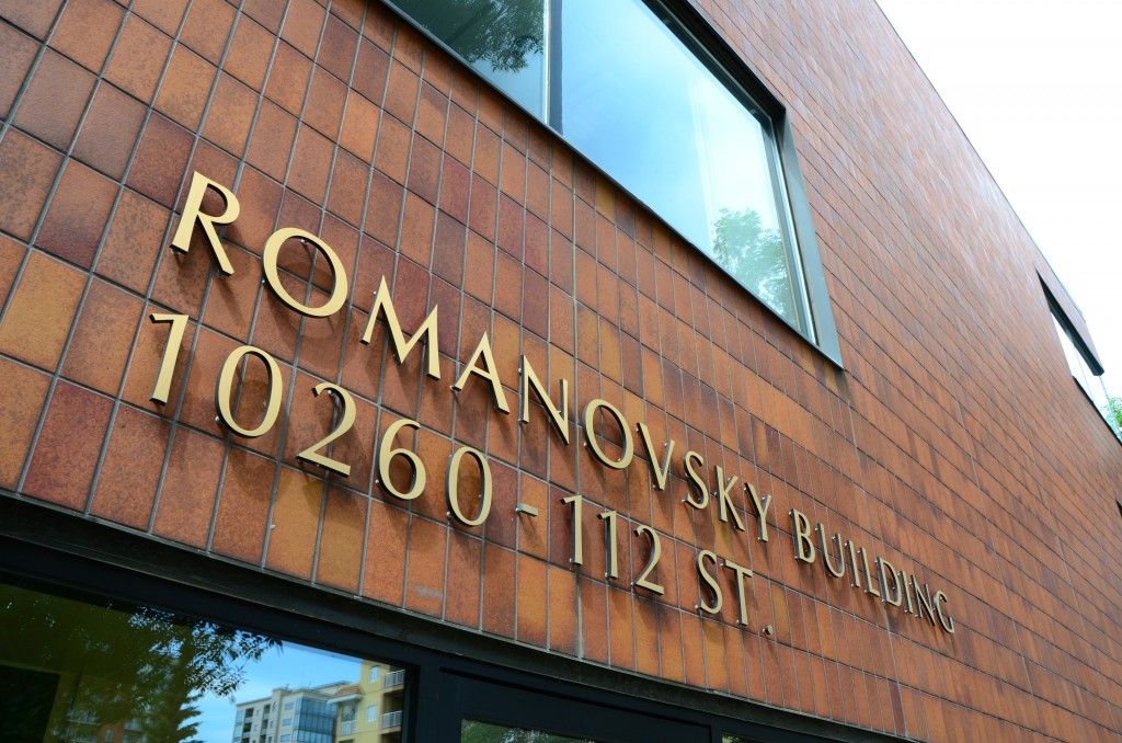 romanovsky & Associates Edmonton Office
